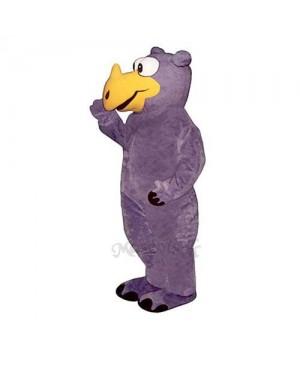 Rhino Mascot Costume