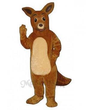 Baby Kangaroo Mascot Costume