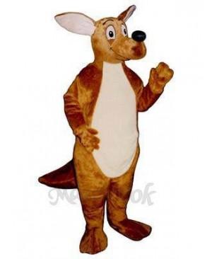 Joey Kangaroo Mascot Costume