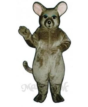 Door mouse Mascot Costume