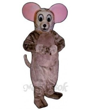 Milo Mouse Mascot Costume