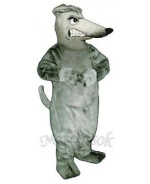 Ismella Rat Mascot Costume