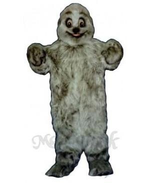 Hairy Mascot Costume