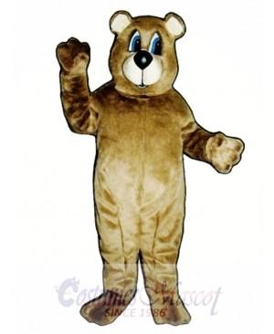 Cute Dancing Bear Mascot Costume