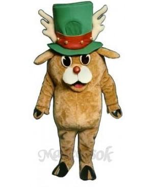 Madcap Deer Mascot Costume