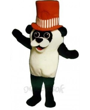 Madcap Panda Mascot Costume