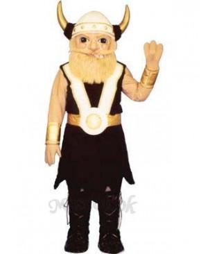 Victor Viking Mascot Costume