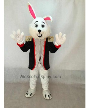 High Quality Easter Colonel Wendall Bunny Rabbit Mascot Costume
