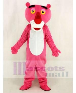 Pink Panther Mascot Costume Animal