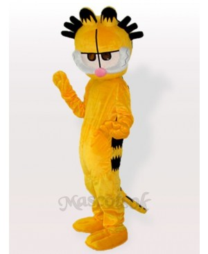 Naughty Garfield Adult Mascot Costume