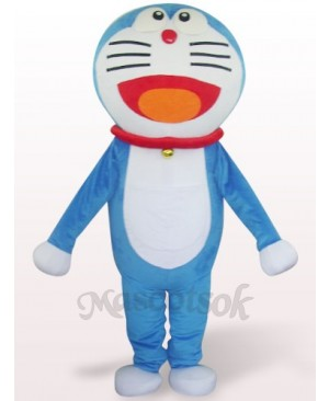 Doraemon Plush Adult Mascot Costume