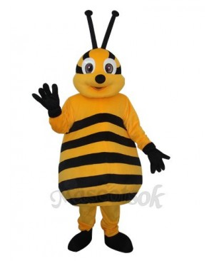 Spines Bee Mascot Adult Costume