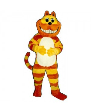 Cute Cheshire Cat Mascot Costume