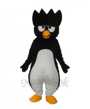 Black Little Penguin Mascot Adult Costume