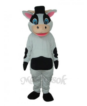 Strange Cow Mascot Adult Costume