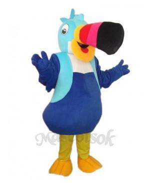 Big Nose Bird Mascot Adult Costume