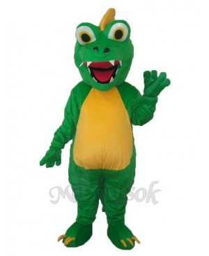 Big Thorn Dinosaur Mascot Adult Costume