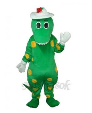 Dorothy Dinosaur Mascot Adult Costume