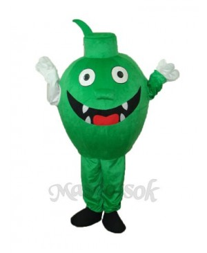 Ghost Mascot Adult Costume