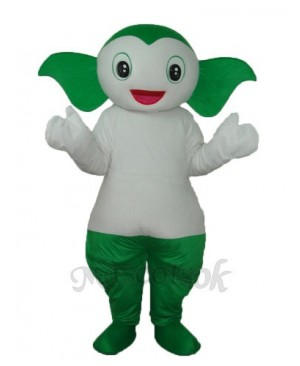 Apple Girl Mascot Adult Costume