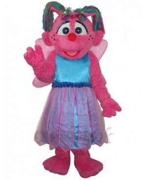High Quality Cute Abby Cadabby Mascot Costume