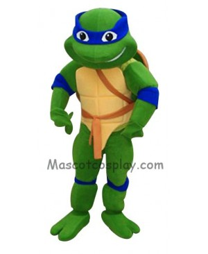 TMNT Teenage Mutant Ninja Turtle Mascot Adult Character Costume Birthday Party Fancy Dress Outfit