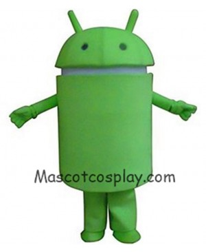 Hot Sale Adorable Realistic New Popular Professional New Android Robot Mascot Costume Facny Dress