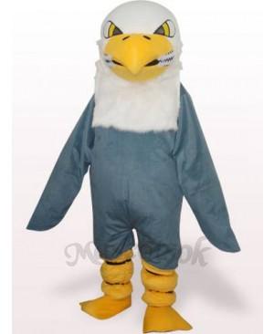 Fuscous Eagle Plush Adult Mascot Costume