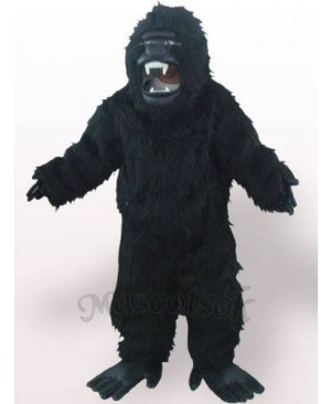 King Kong Plush Adult Mascot Costume