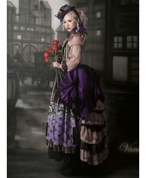 Lolita Steam Band Deluxe Historical Style Dress Suit