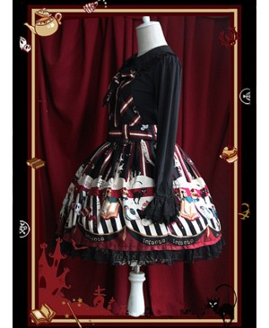 Halloween's Night Dark Magic Party Dress