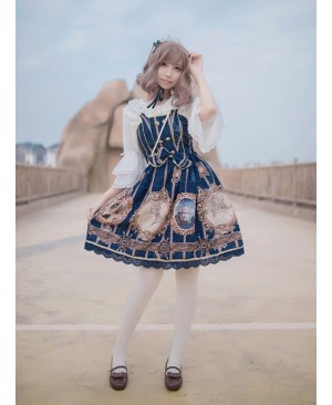 Nautical Lolita Dress JSK