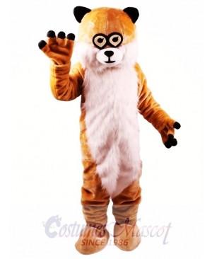 Cute Realistic Animal Meerkat Mascot Costume