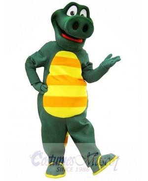 Aguamania Gator Mascot Costume