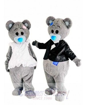 New Teddy Bear Mascot Costume Costume Halloween Cosplay