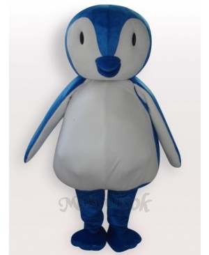 Penguin Short Plush Adult Mascot Costume