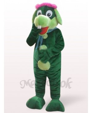 Prezzemolo Dog Plush Adult Mascot Costume