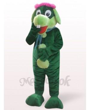 Prezzemolo Dog Plush Adult Mascot Costume