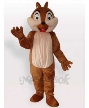 Squirrel Boy Short Plush Adult Mascot Funny Costume