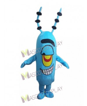 Plankton Mascot Costume from Krusty Krab SpongeBob SquarePants