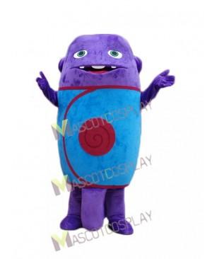 Popular Home Boov Oh Blue Monster Mascot Costume
