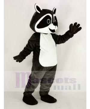 Dark Grey Robbie Raccoon Mascot Costume Animal