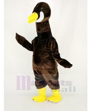 Canadian Goose Mascot Costume Animal