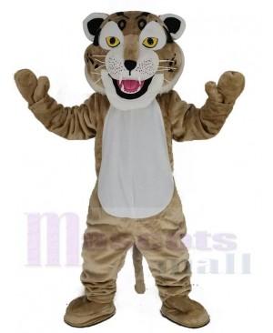 Bobcats Mascot Costume