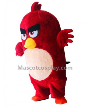Angry Birds Red Mascot Costume
