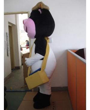 Big Cattle Cow Mascot Costume