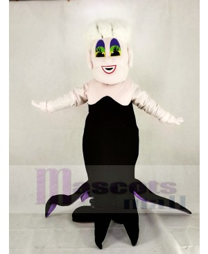 Realistic Sea Witch Ursula from The Little Mascot Costume Cartoon