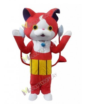 Youkai Watch Jibanyan Cartoon Cat Mascot Costume