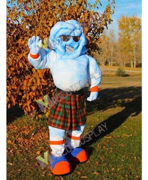 High Quality Adult Cloud Monster Mascot Costume