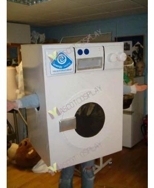 High Quality Adult Energy Saving Washing Machine Mascot Costume